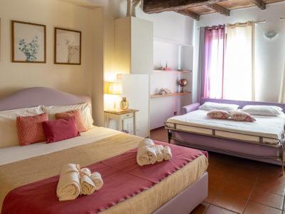 zona notte residence Ferraud