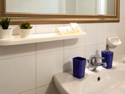 bagno lavandino sachet sapone
