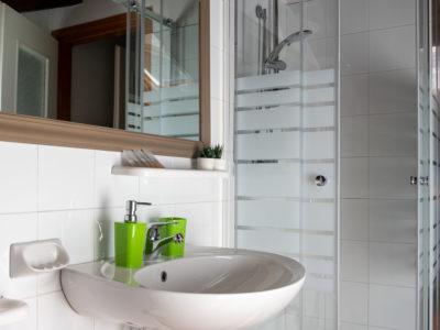 Dettaglio bagno Residence Ferraud